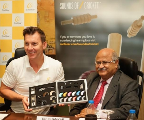 Brett Lee in India