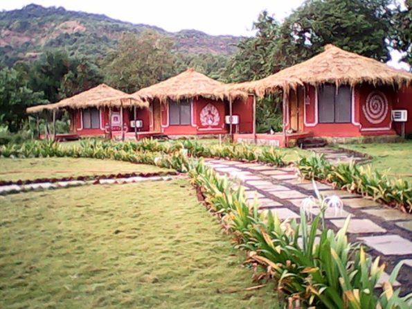 Photo Blog: Beautiful Organic Farm Resort near Alibaug ...